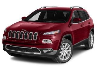 Jeep Cherokee Limited 4x4 2014