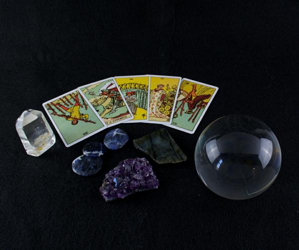 Psychic  and tarot cards