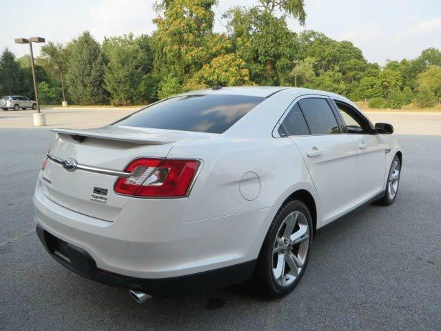 Perfect 2012 Ford Taurus SHO for sale $5500