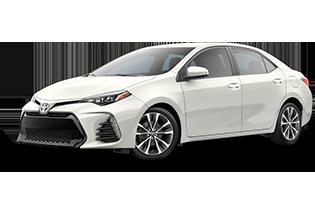 Toyota Corolla SE 6MT 2018