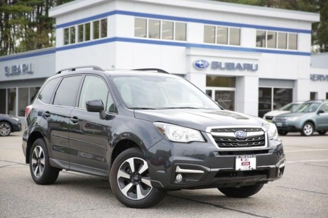 Subaru Forester 2.5  Limited AWD / AWP / Moon Roof / Auto 2018
