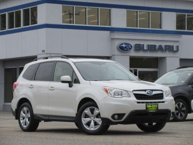 Subaru Forester 2.5 Limited AWD / AWP / Leather / M. Roof / Auto 2014