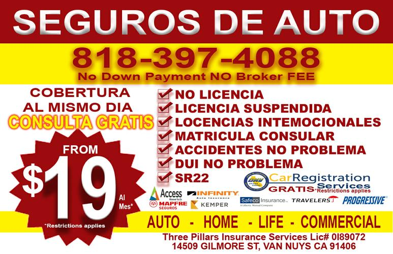 Low Rates any record AUTO Insurance