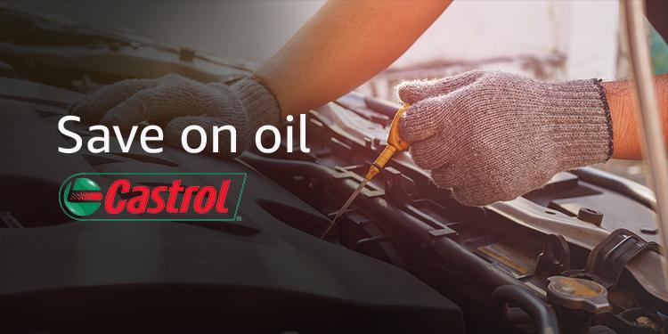 Amazon Oils & Fluids Store