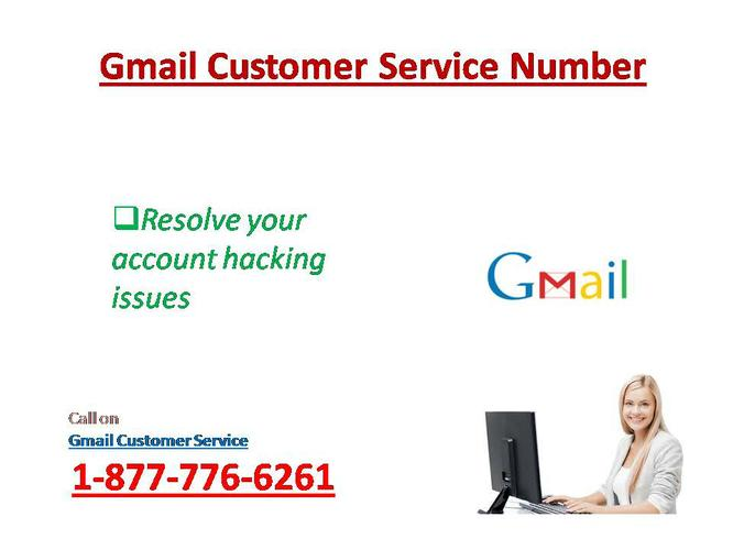 Having Technical Errors in Gmail? Dial 1-877-776-6261 Gmail Customer Service