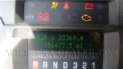 2008 FORD F550 4X4 BUCKET TRUCK