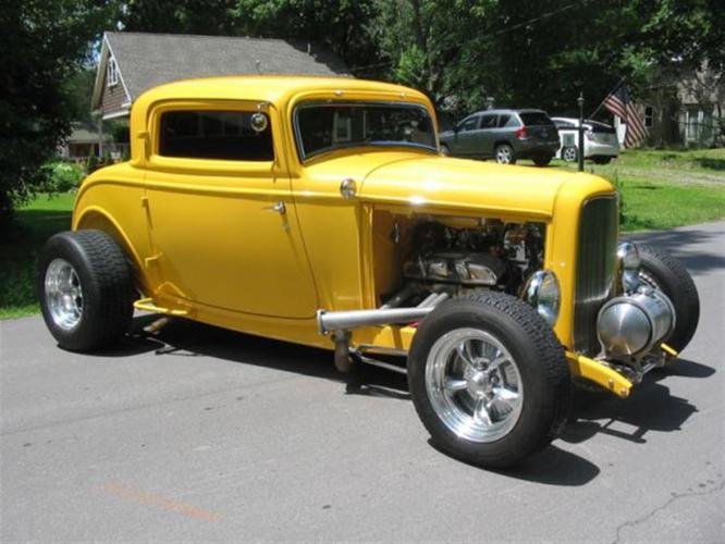 1932 Ford E-series Cargo