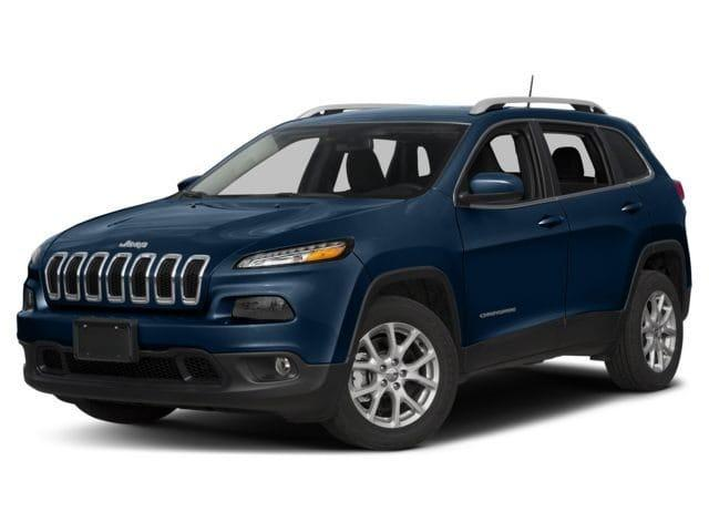 Jeep Cherokee LATITUDE PLUS 2018