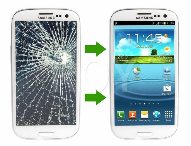 Samsung Galaxy S4 Screen and LCD Replacement Only $89
