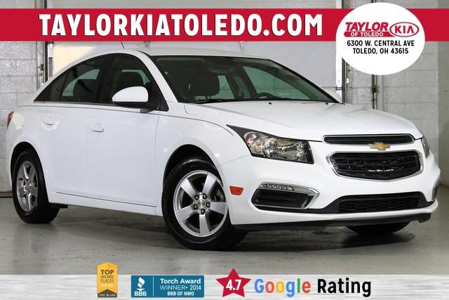 Chevrolet Cruze Limited 1LT 2016