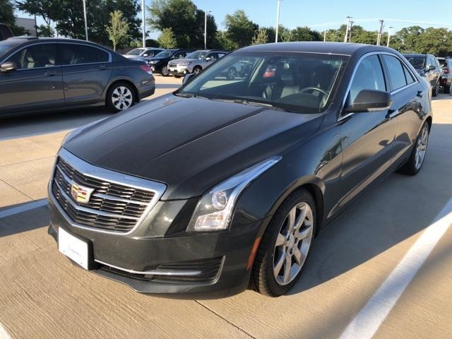 Cadillac ATS Sedan 2.5L Luxury 2015