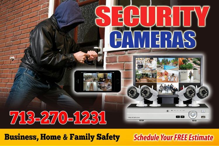 Houston Surveillance Systems
