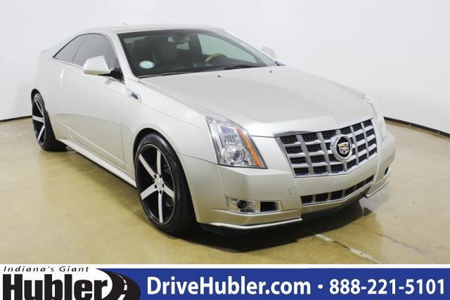 Cadillac CTS Coupe 2dr Cpe Premium RWD 2013