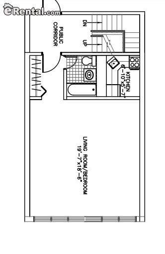 $2670 Studio Apartment for rent