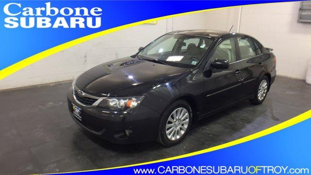 Subaru Impreza Sedan i w/Premium Pkg 2009