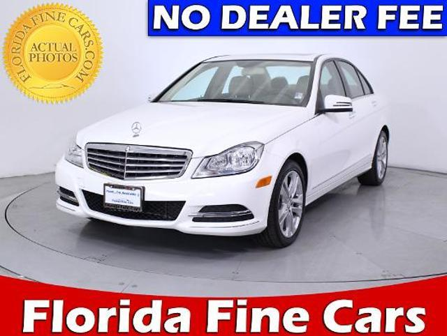 Mercedes-Benz C-Class 4dr Sdn C300 Luxury 4MATIC 2014