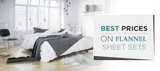 New Year Sale on Flannel Sheet Sets