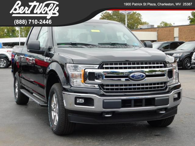 Ford F-150 4WD Supercrew 5.5 Box 2018