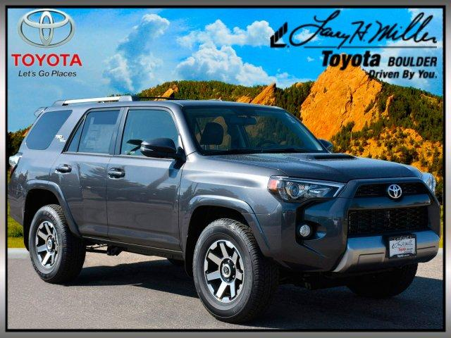 Toyota 4Runner TRD Off Road Premium 2017