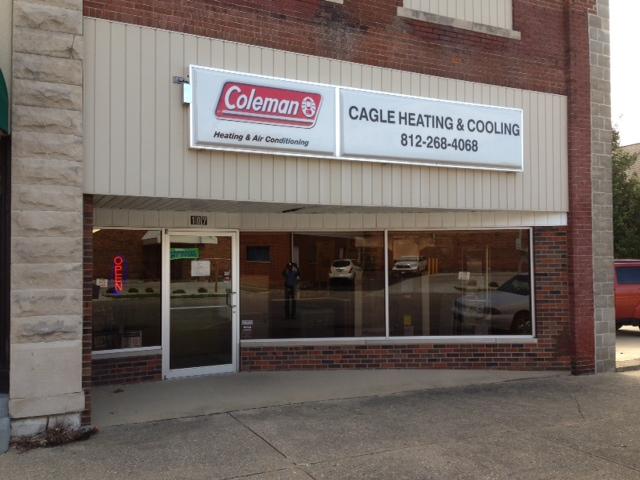 Cagle Heating & Cooling, LLC