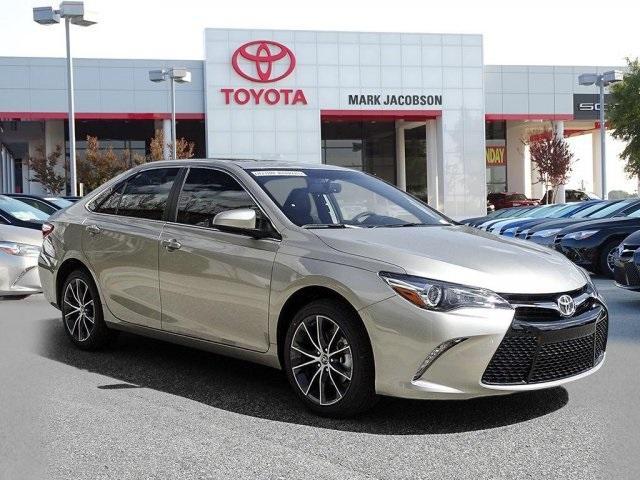 Toyota Camry XSE 2017