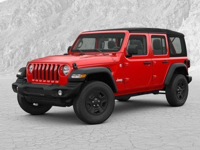 Jeep Wrangler Unlimited SPORT 4X4 2018