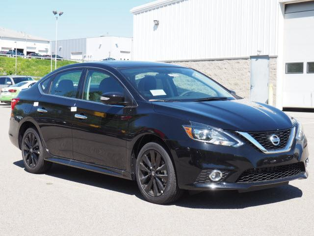 Nissan Sentra SR Turbo Manual 2017