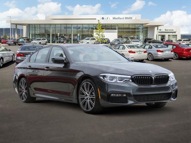 BMW 5 Series 540D XDRIVE 2018
