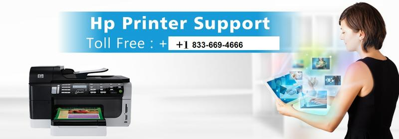 HP Printer Customer Service 1-833-669-4666 Number