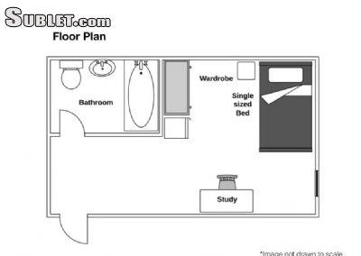 $3100 Studio Apartment for rent