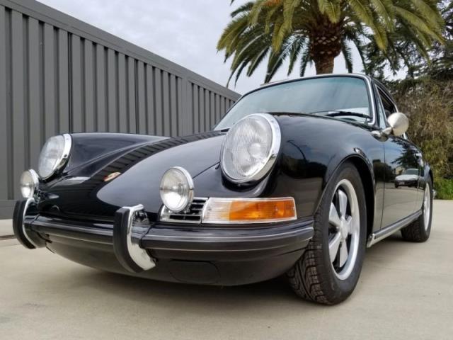 Porsche 911 132093 Miles