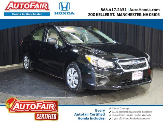 Subaru Impreza Sedan 2.0i 2014