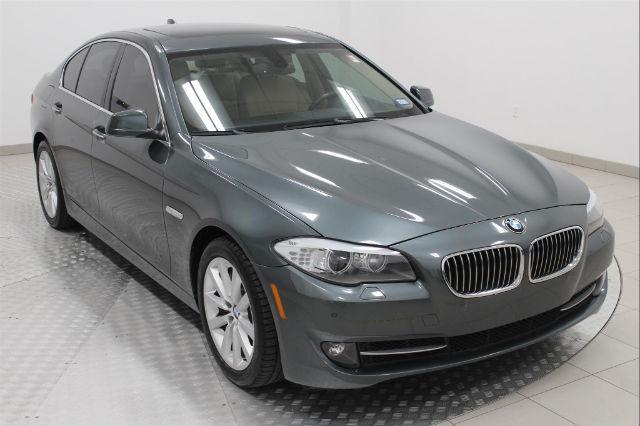 BMW 5 Series i 2013