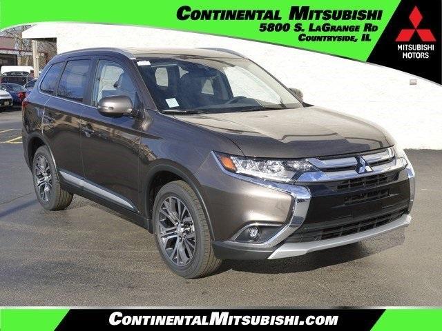 Mitsubishi Outlander SEL 2018