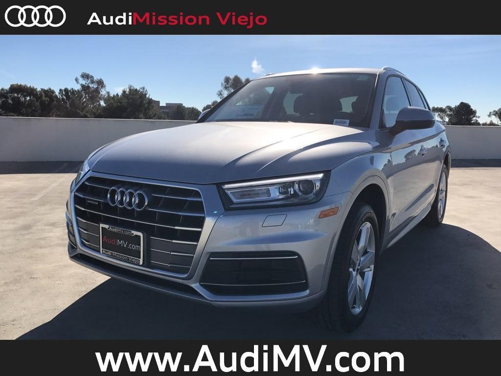 Audi Q5 2.0T 2018