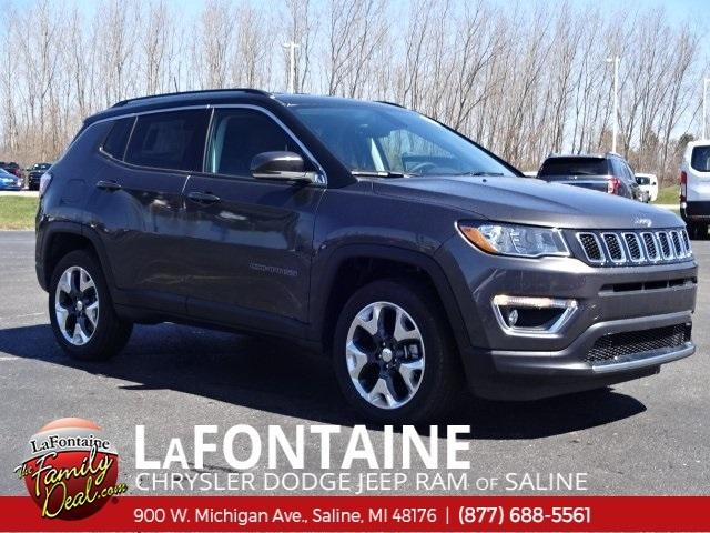 Jeep Compass limited 2018