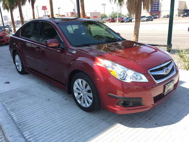 Subaru Legacy Limited Pwr Moon/Navigation 2010