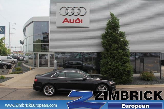 Audi A5 Coupe 2.0 TFSI Premium Plus S tronic 2018