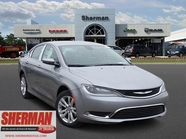 Chrysler 200 Limited Platinum FWD 2017