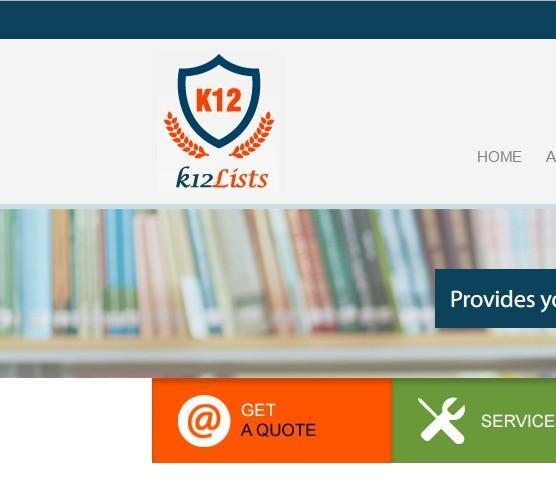 K12 Lists