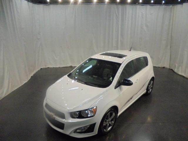 Chevrolet Sonic RS 2013