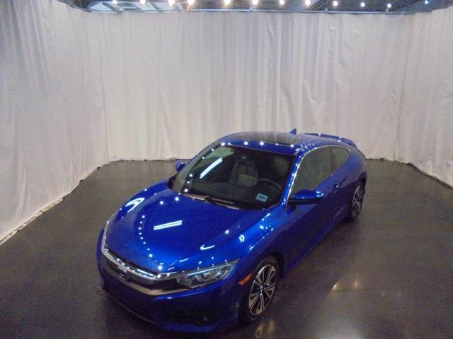 Honda Civic Coupe EX-L 2016