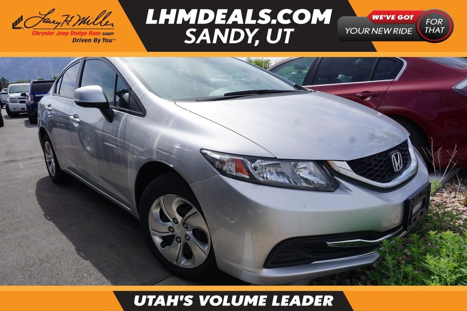Honda Civic Sdn LX 2013