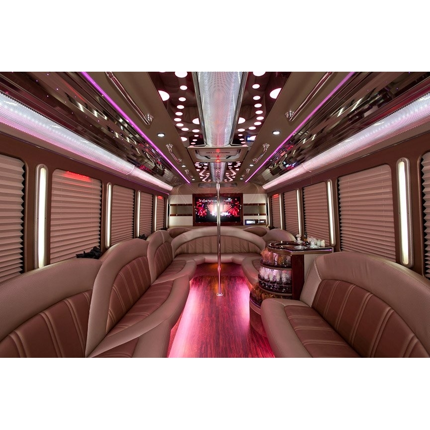 A-List Limo & Party Bus