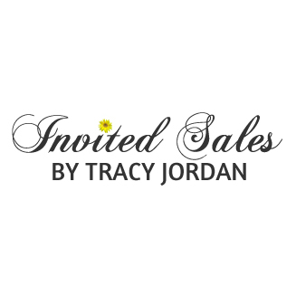 Invited Sales by Tracy Jordan