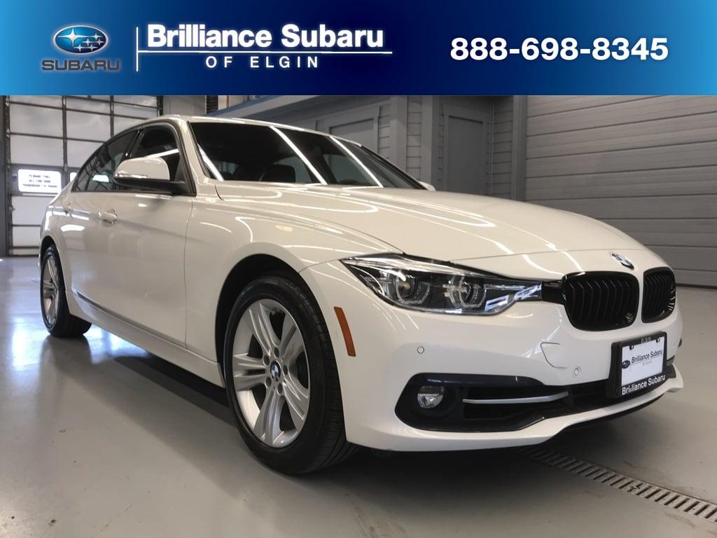 BMW 3 Series xDrive SULEV 2016