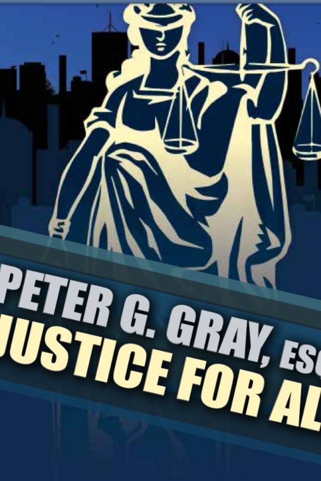 Peter G. Gray Esq.