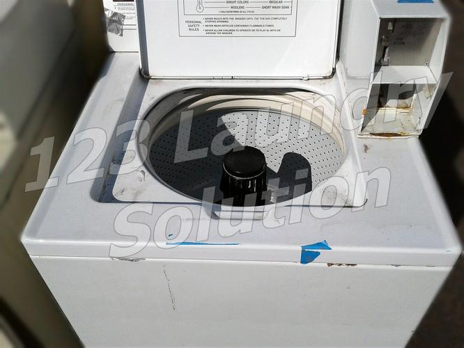 Maytag Coin Operated Commercial Top Load Washer MAT12PD AS-IS
