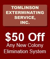 Tomlinson Exterminating Services, Inc.