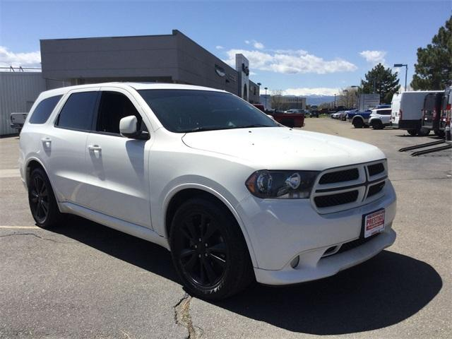 Dodge Durango R/T 2012